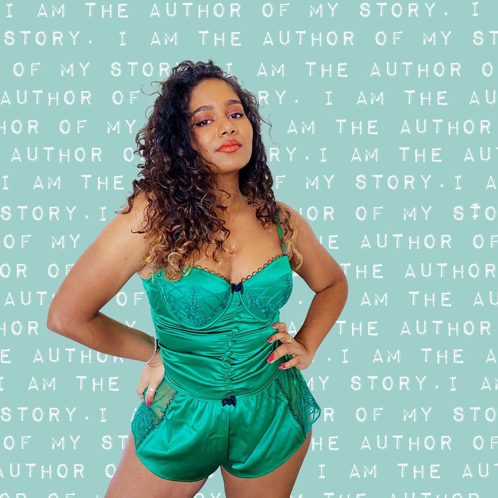 I am the author of my story-Anieszka