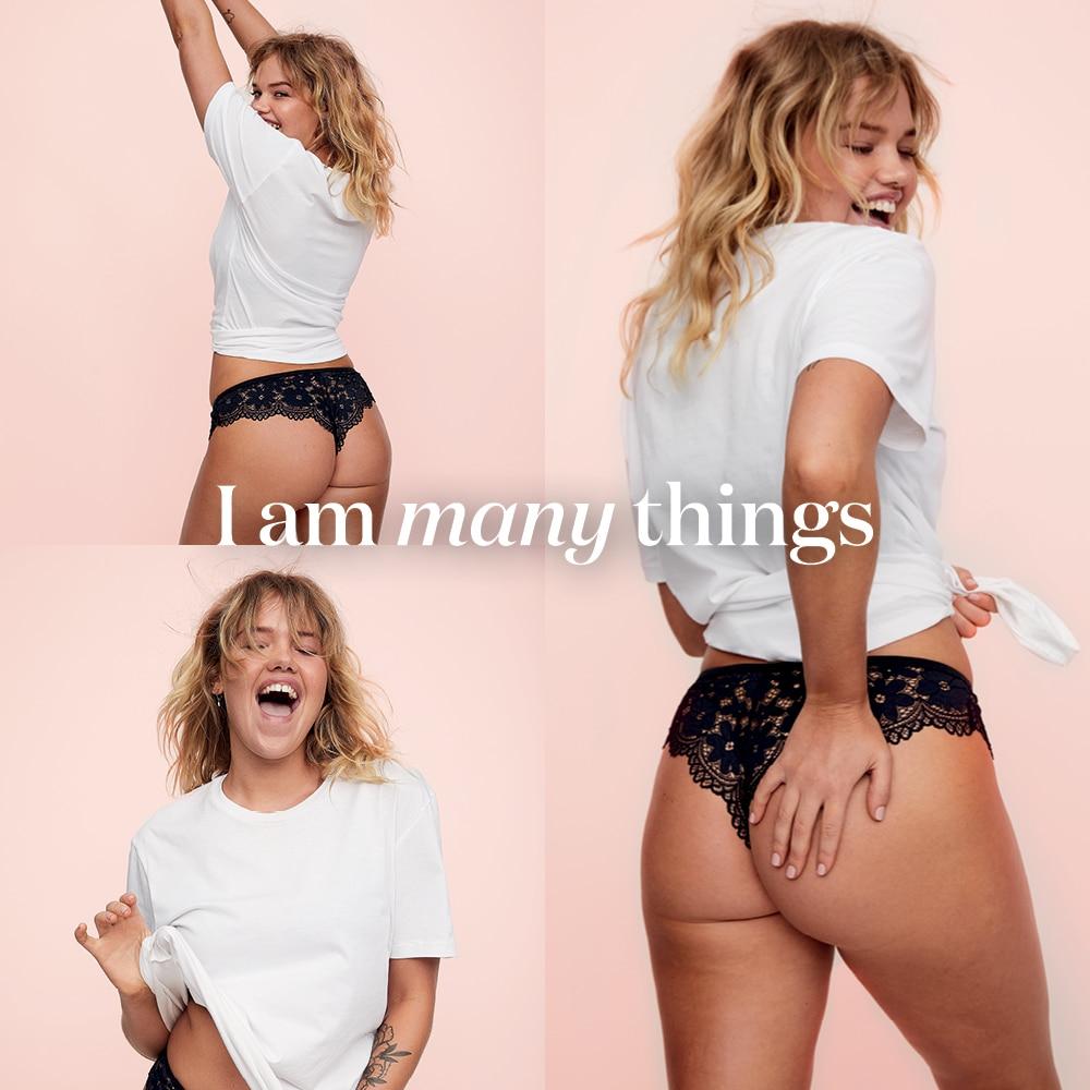 I am many things