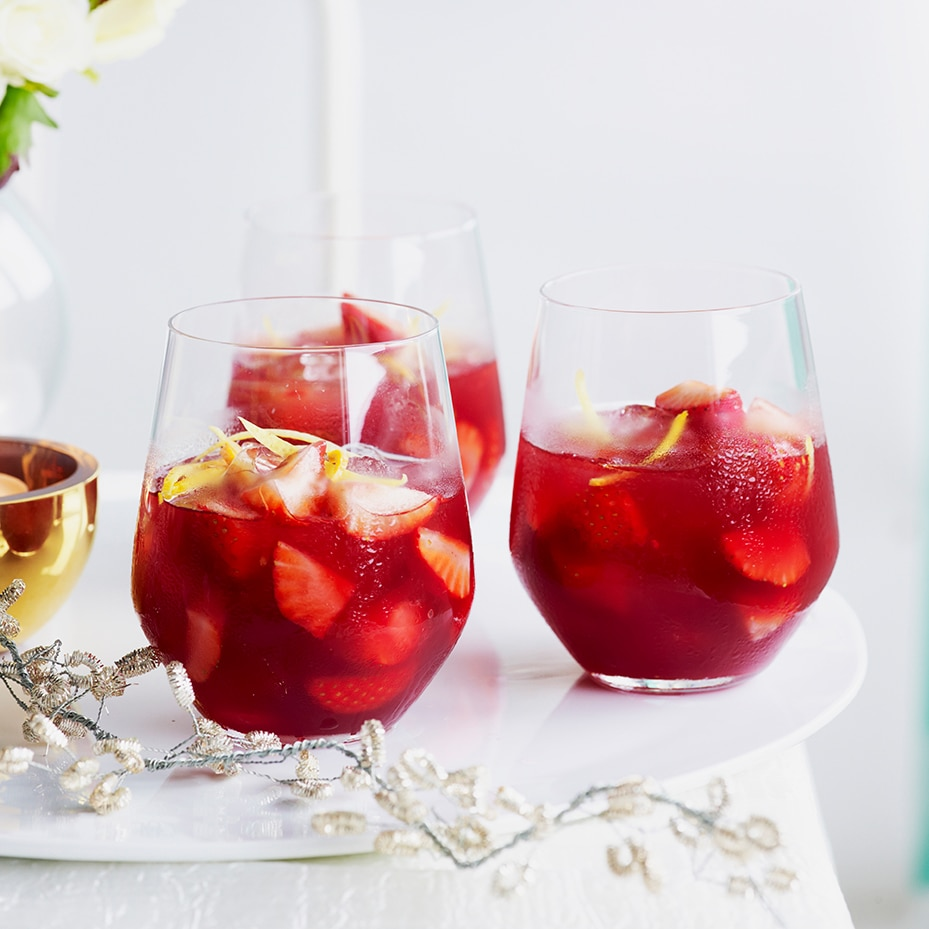 Winter Warming Mulled Wine