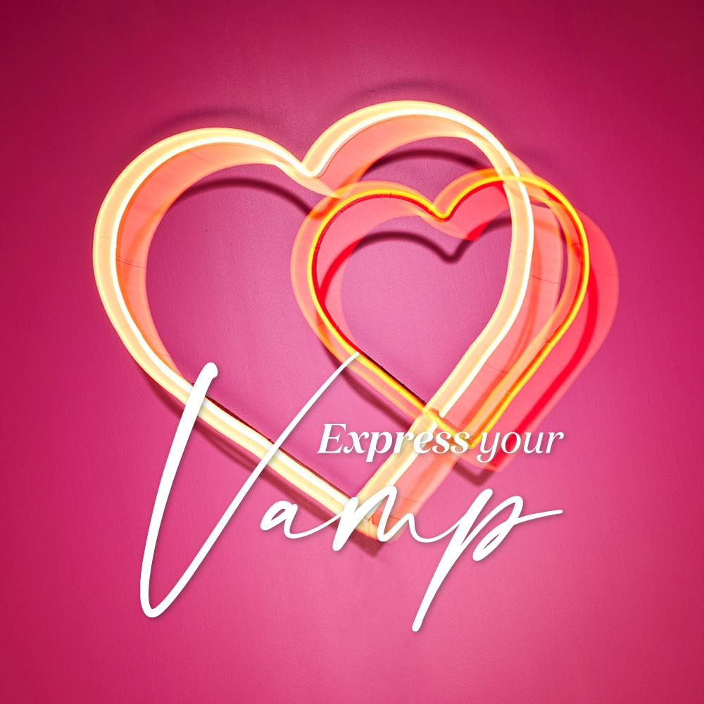 Express your Vamp