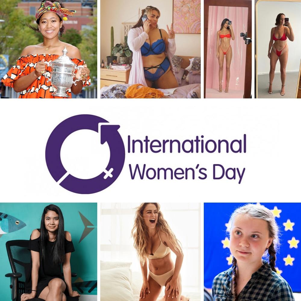 Six Inspirational Women We're Loving RN