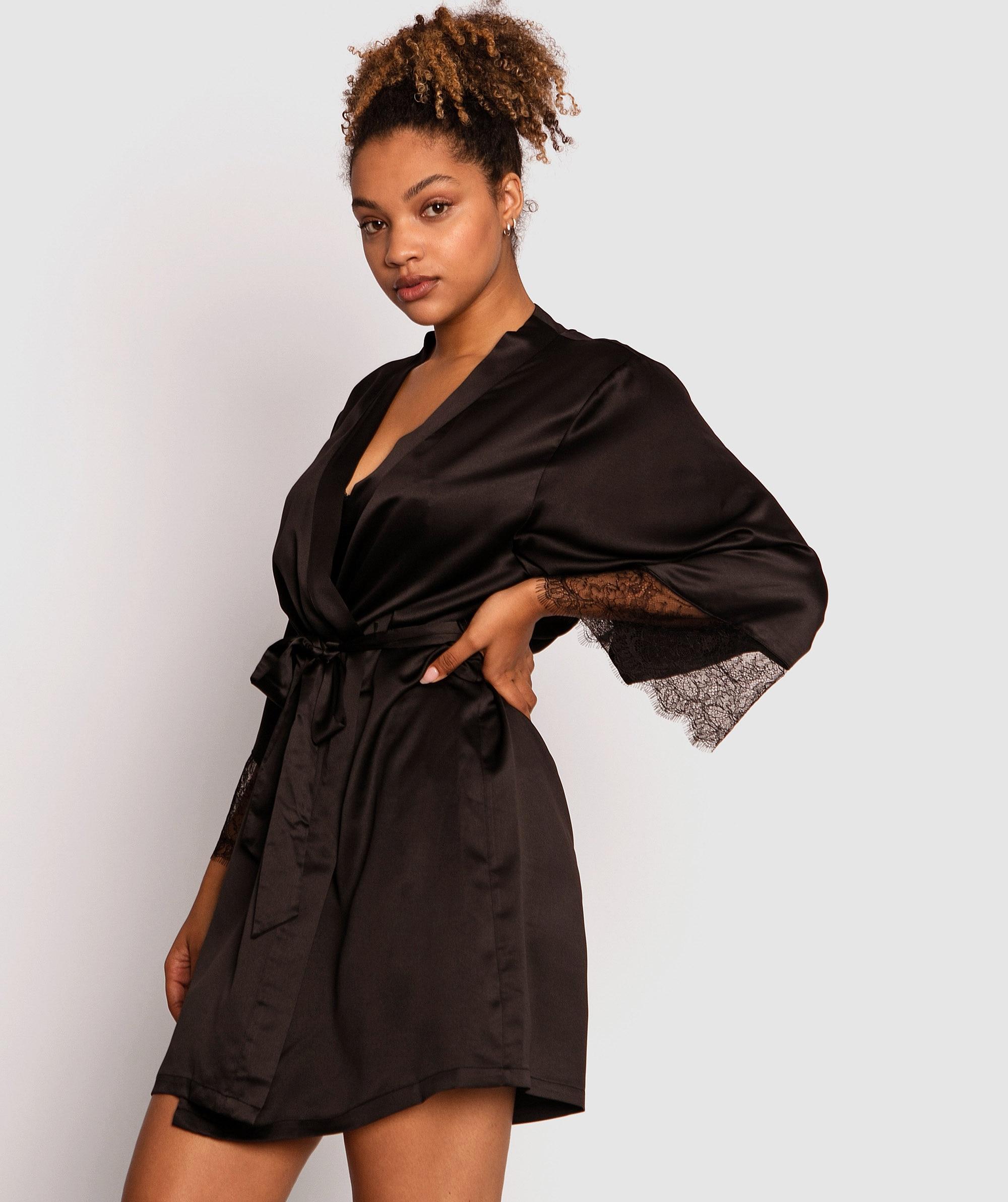 Lily Wrap - Black