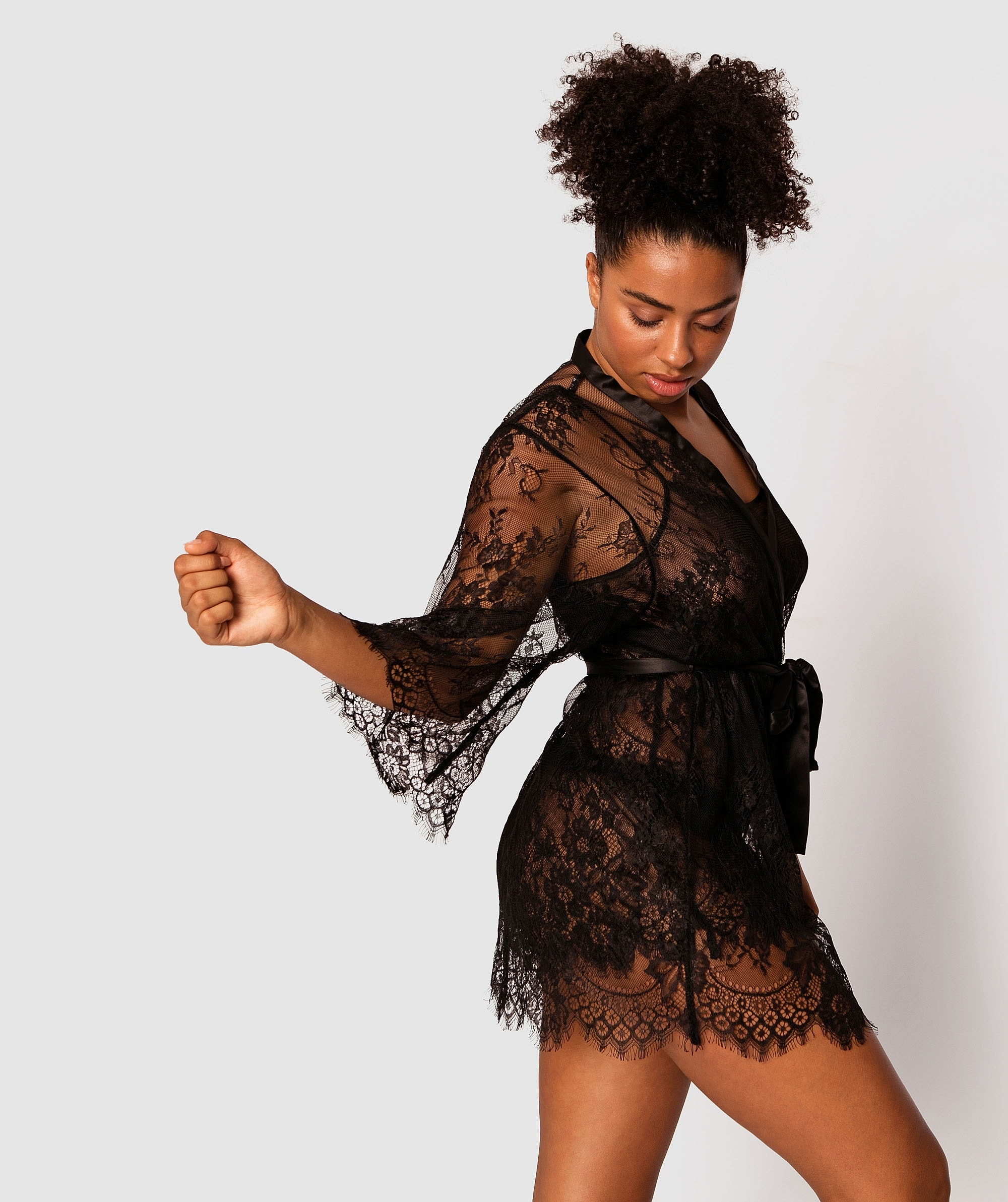 Gabriela Wrap - Black