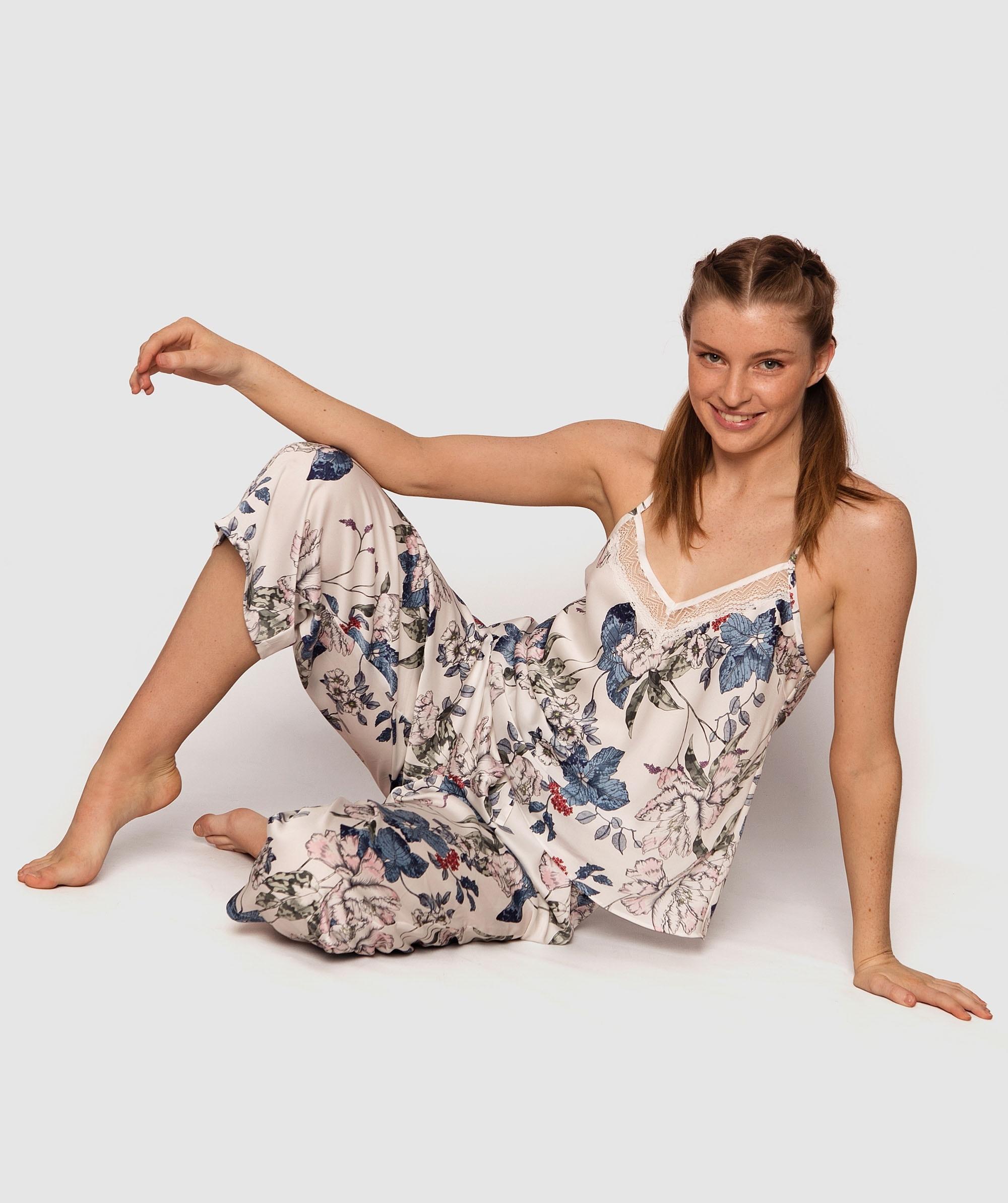 Skye 3/4 Pants - Floral Print