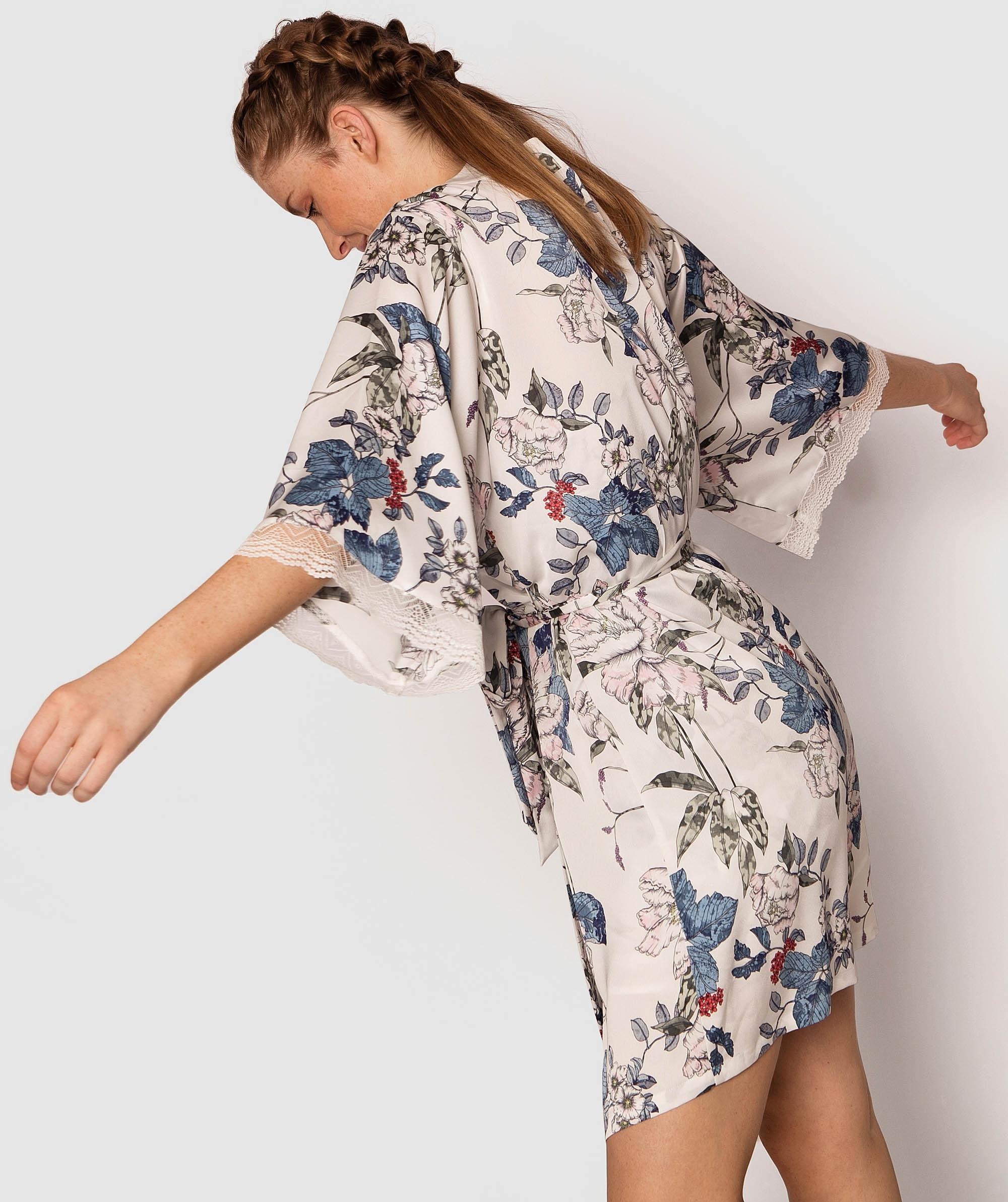 Skye Wrap - Floral Print