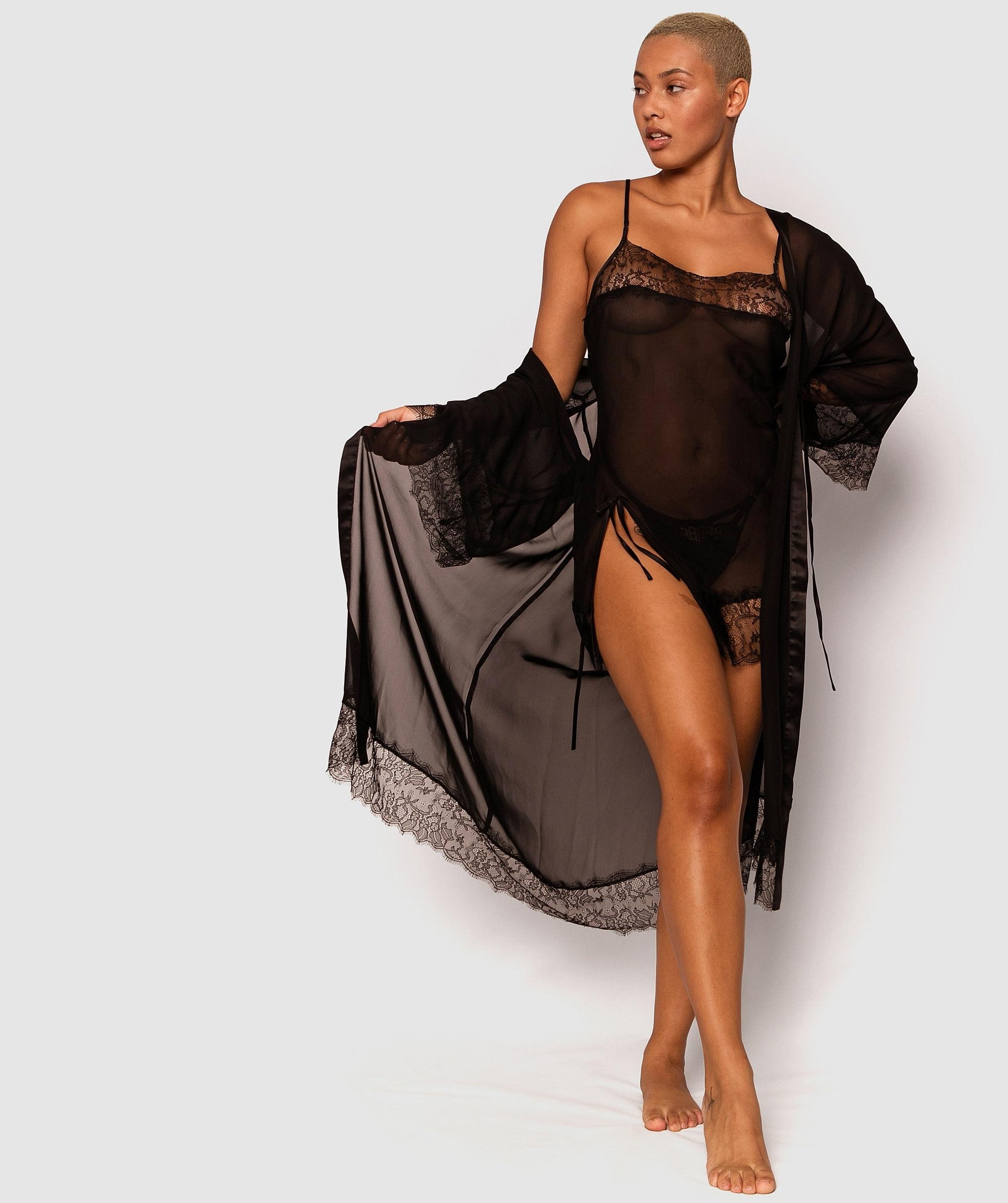 Desirable Wrap - Black