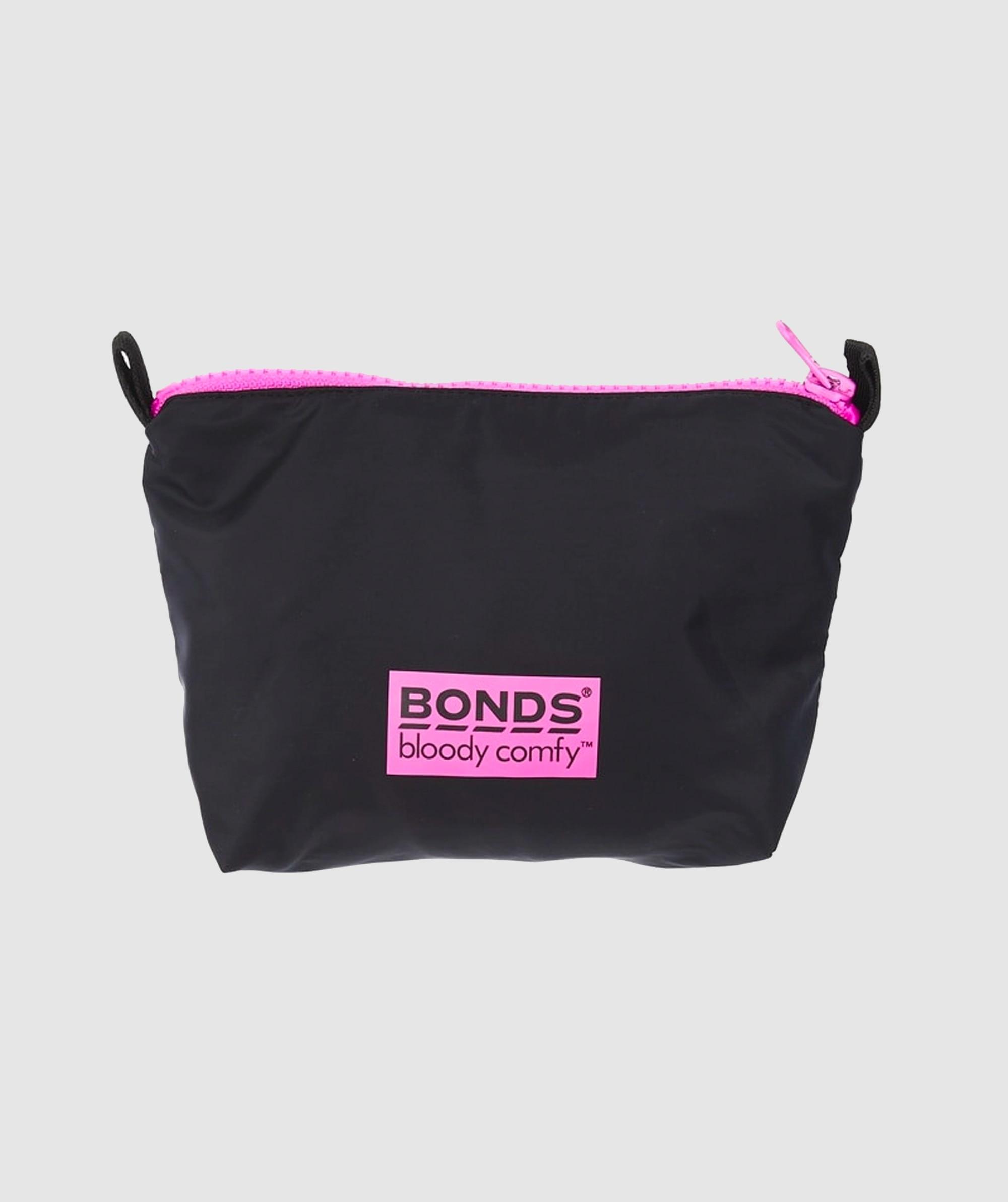 Bloody Comfy Back Up Bag - Black