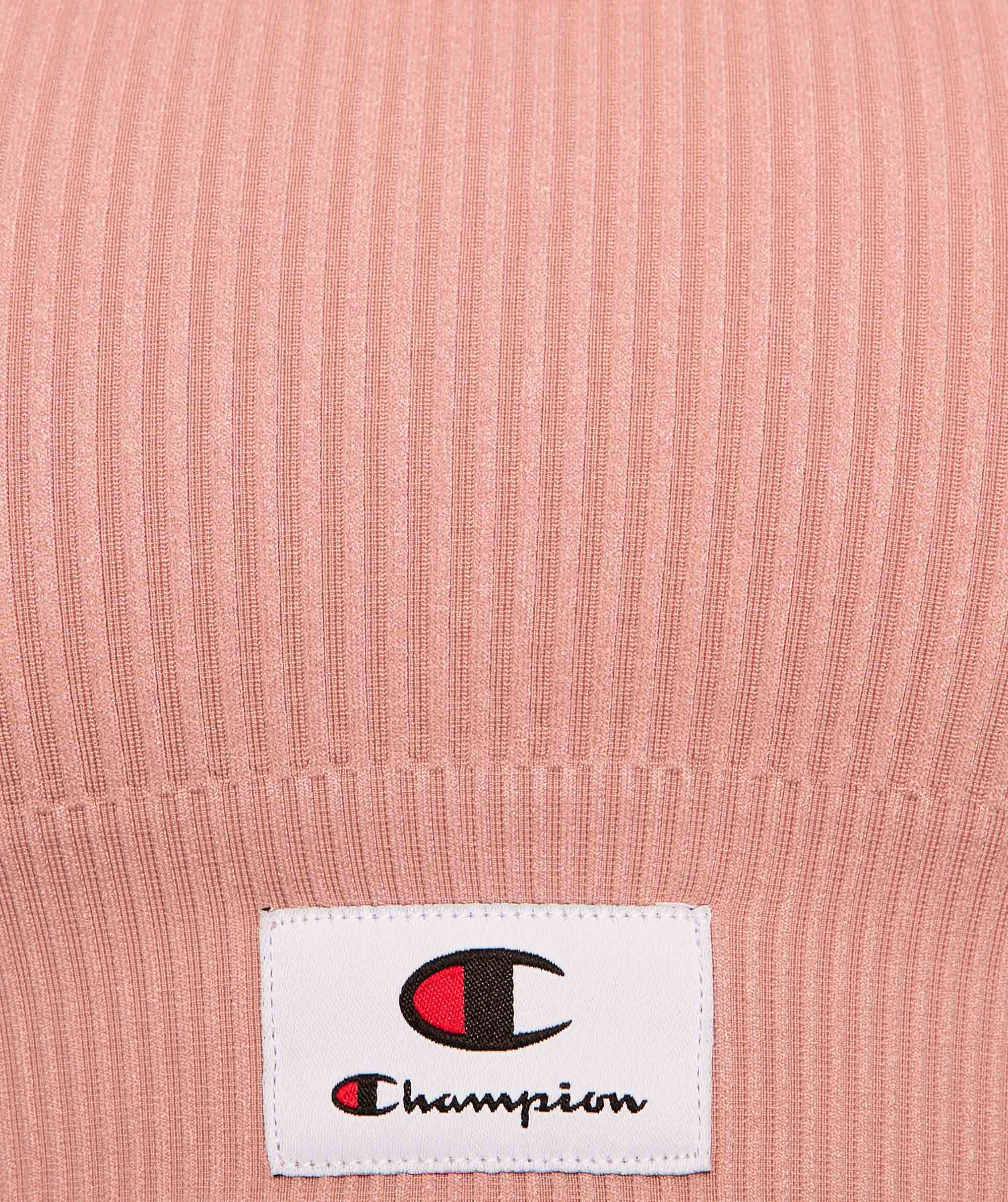Champion Life Seamfree Rib High Gee Knicker - Light Pink