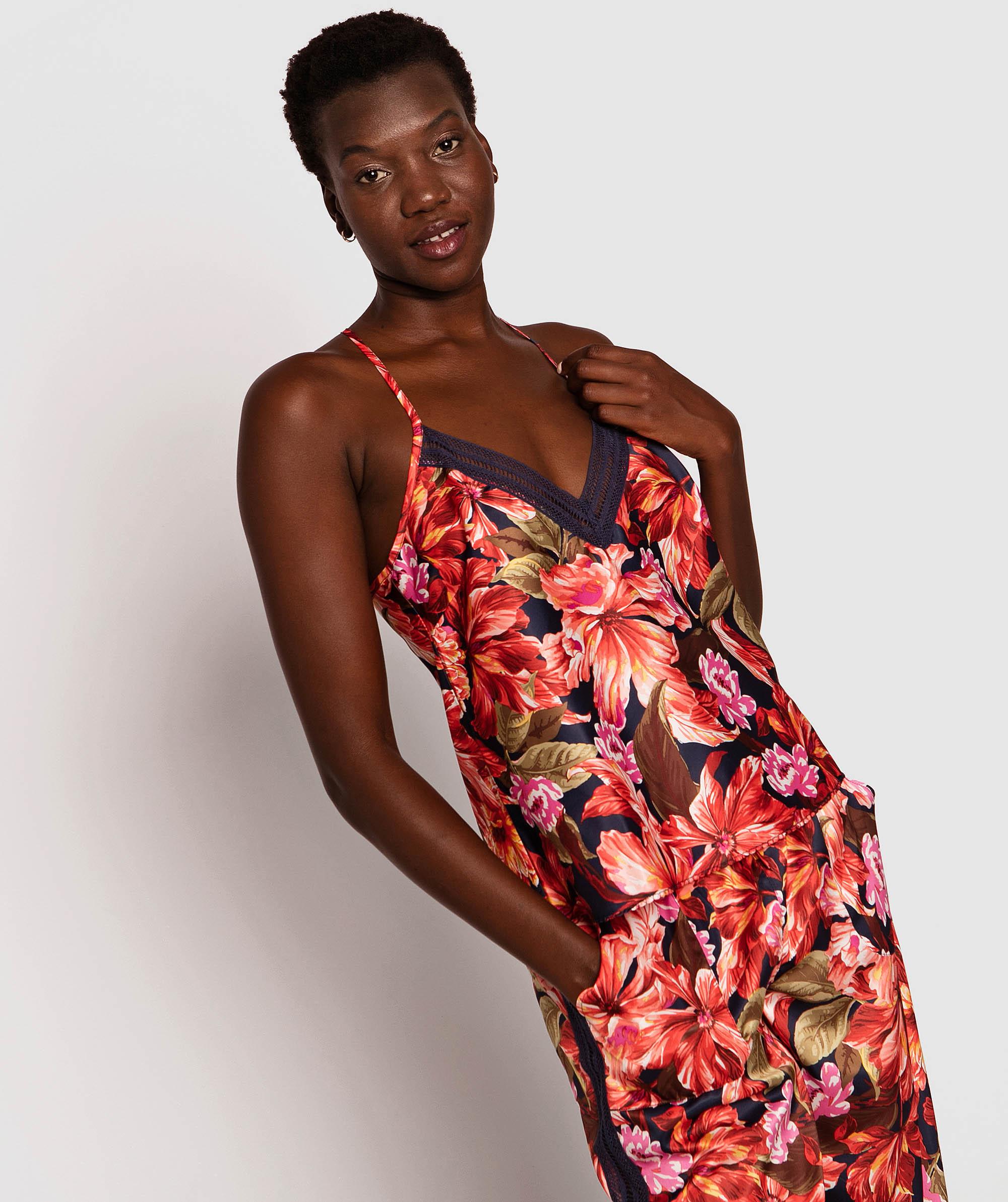 Rustic Fashion Cami - Floral Print