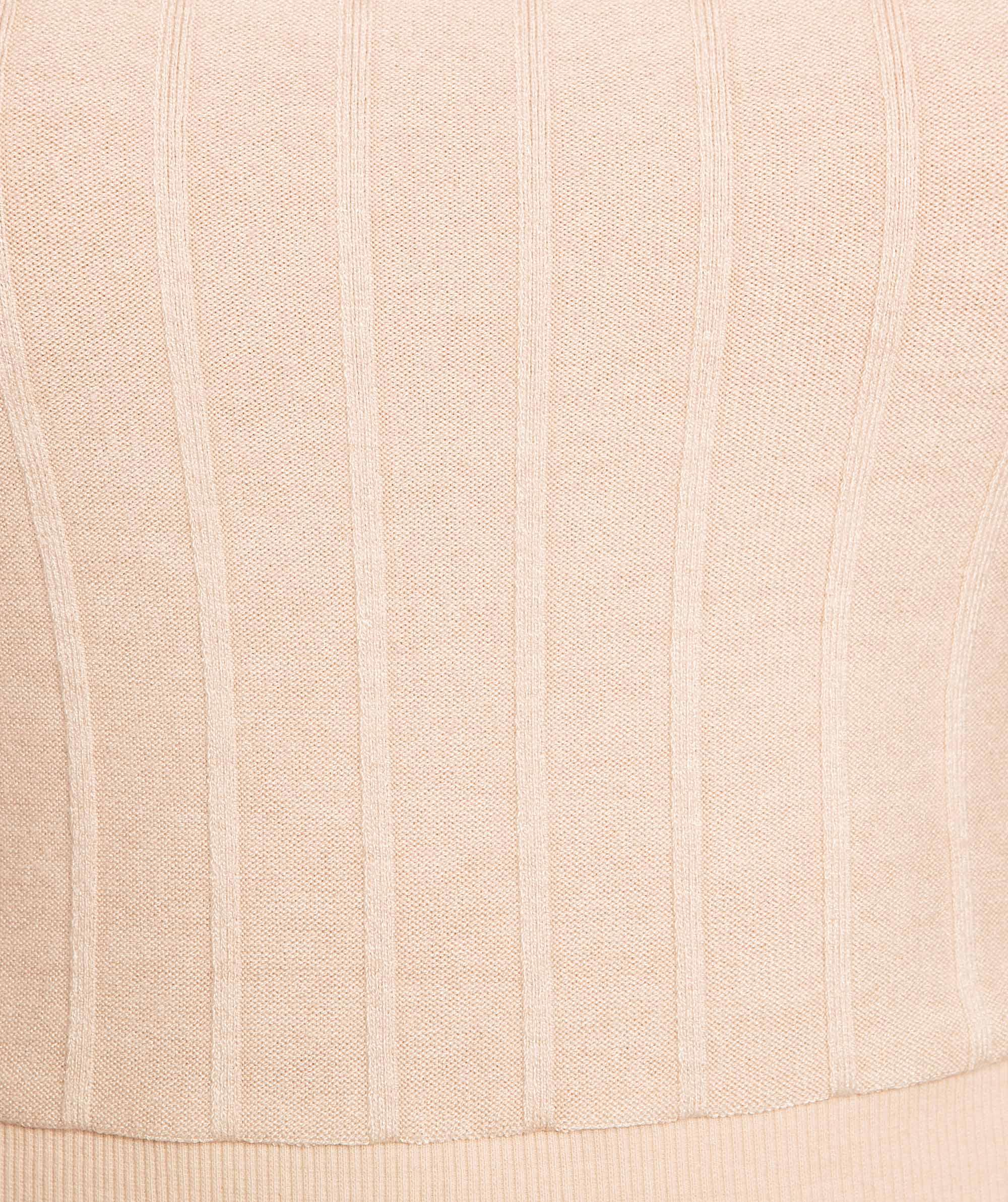 Harper Cropped Cami - Oatmeal