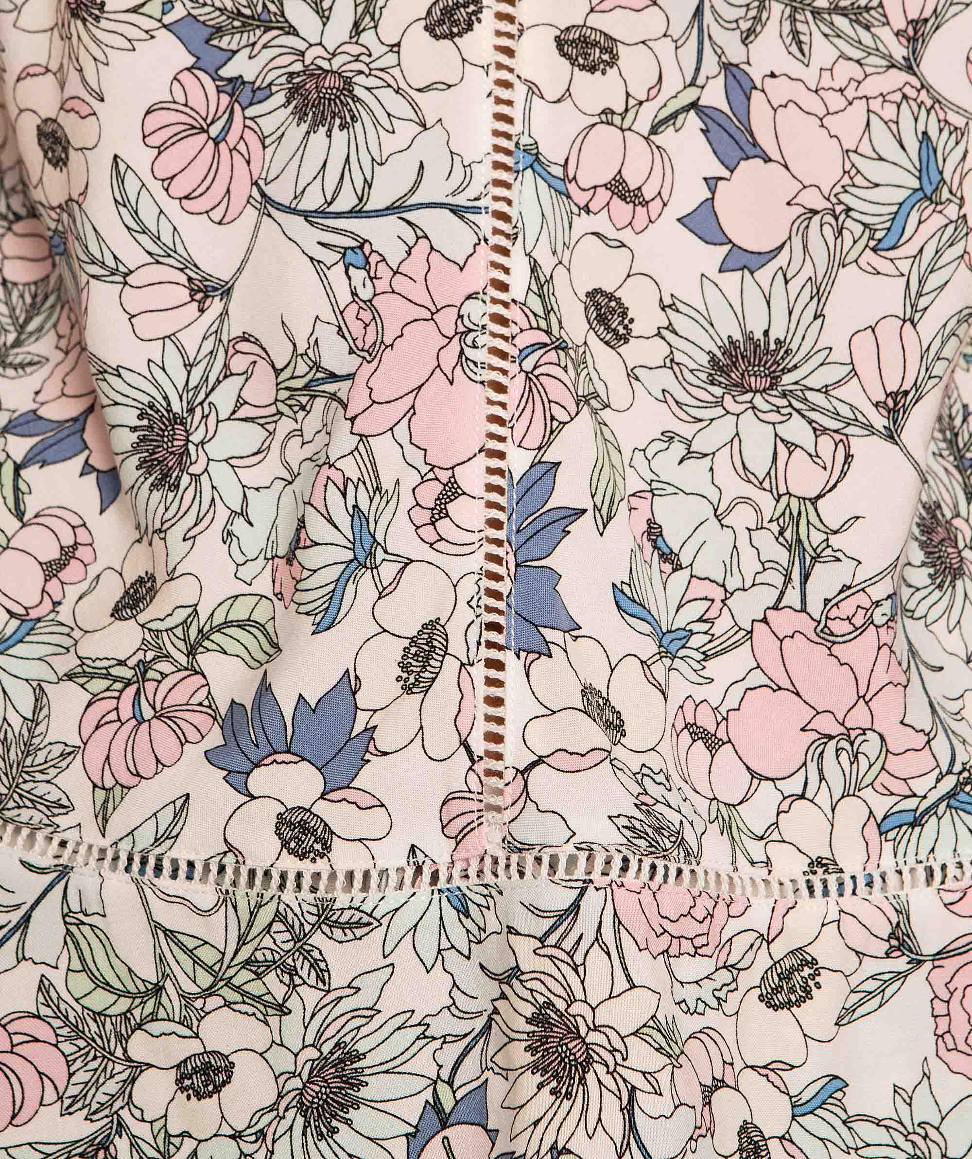 Peggy Print Cami - Floral Print