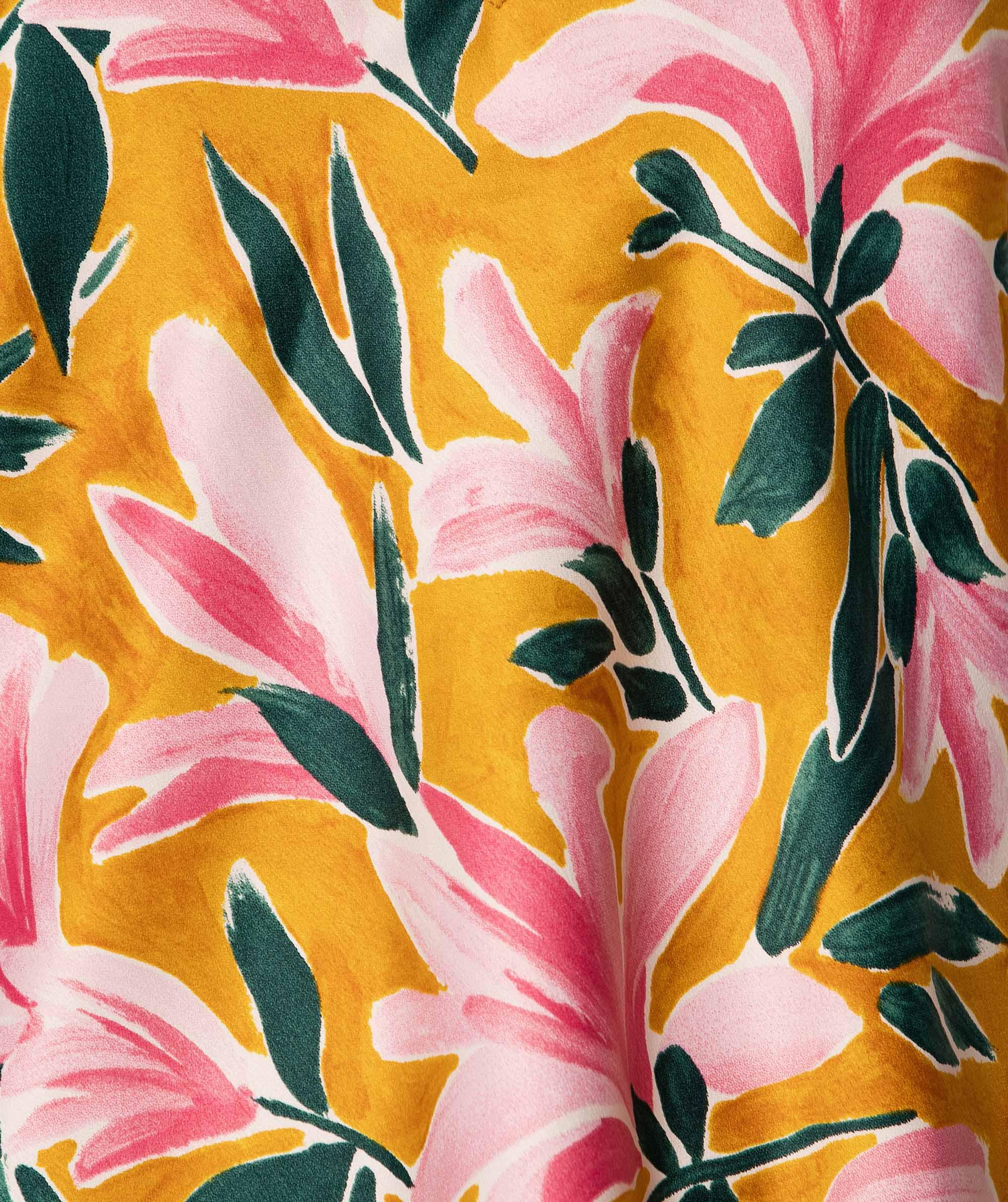 Saint Tropez Print Cami - Floral Print