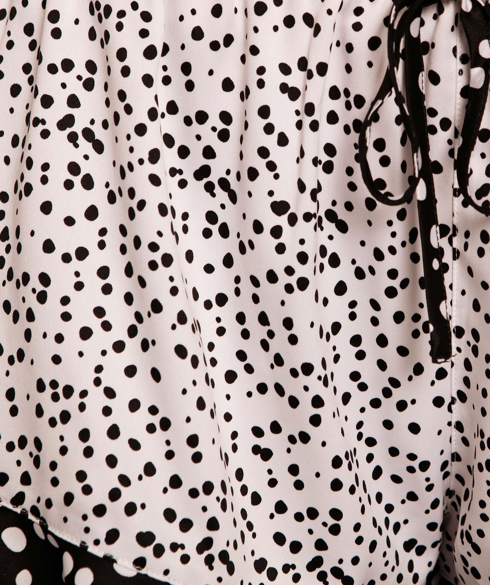 Rendezvous Shorts - Spot Print
