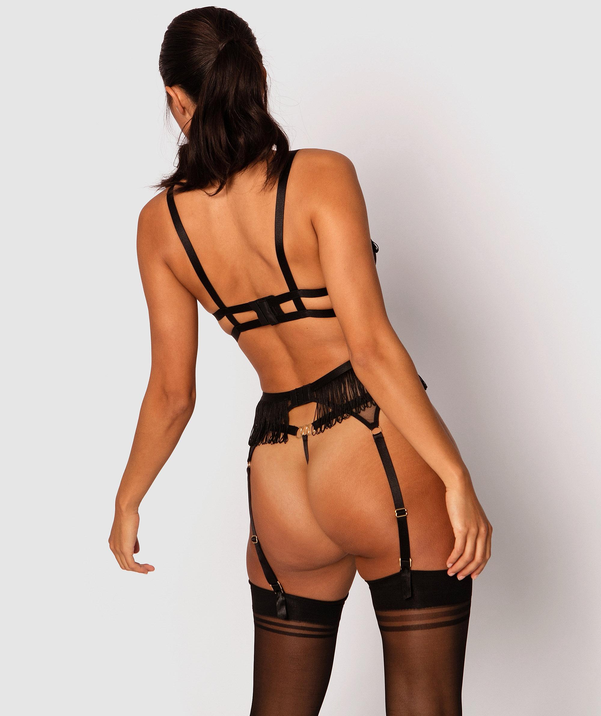 Firecracker Suspender - Black