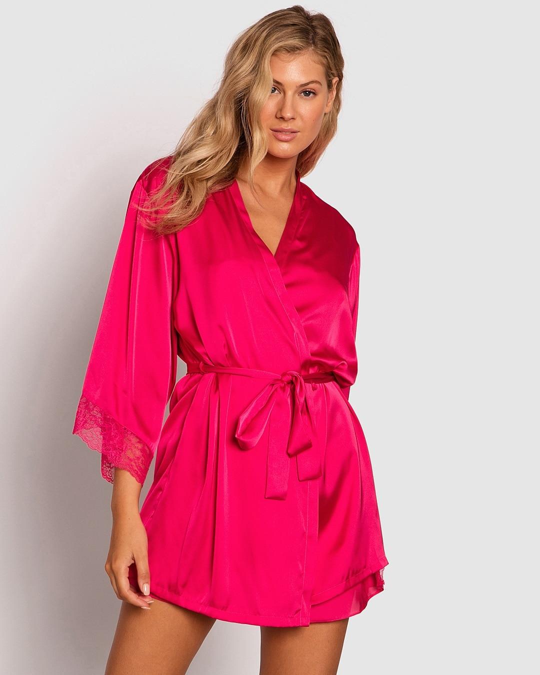 Samantha Wrap - Dark Pink