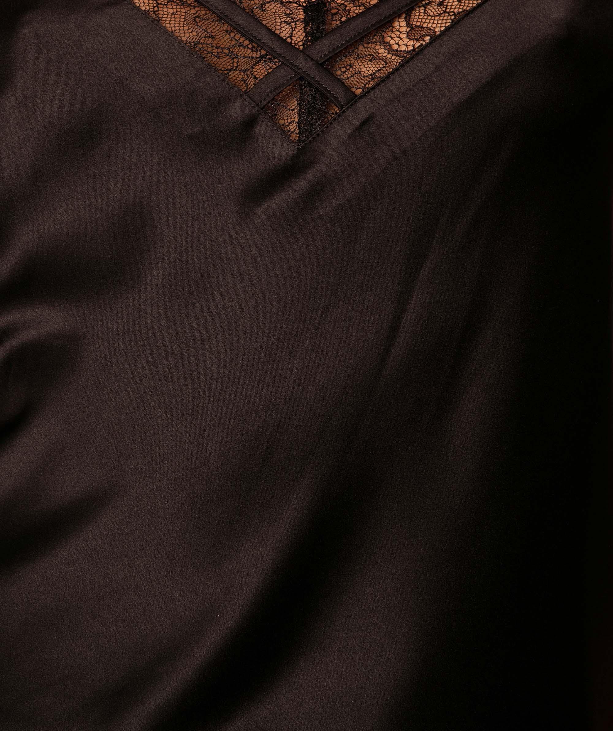 Cosmic Lace Cami - Black