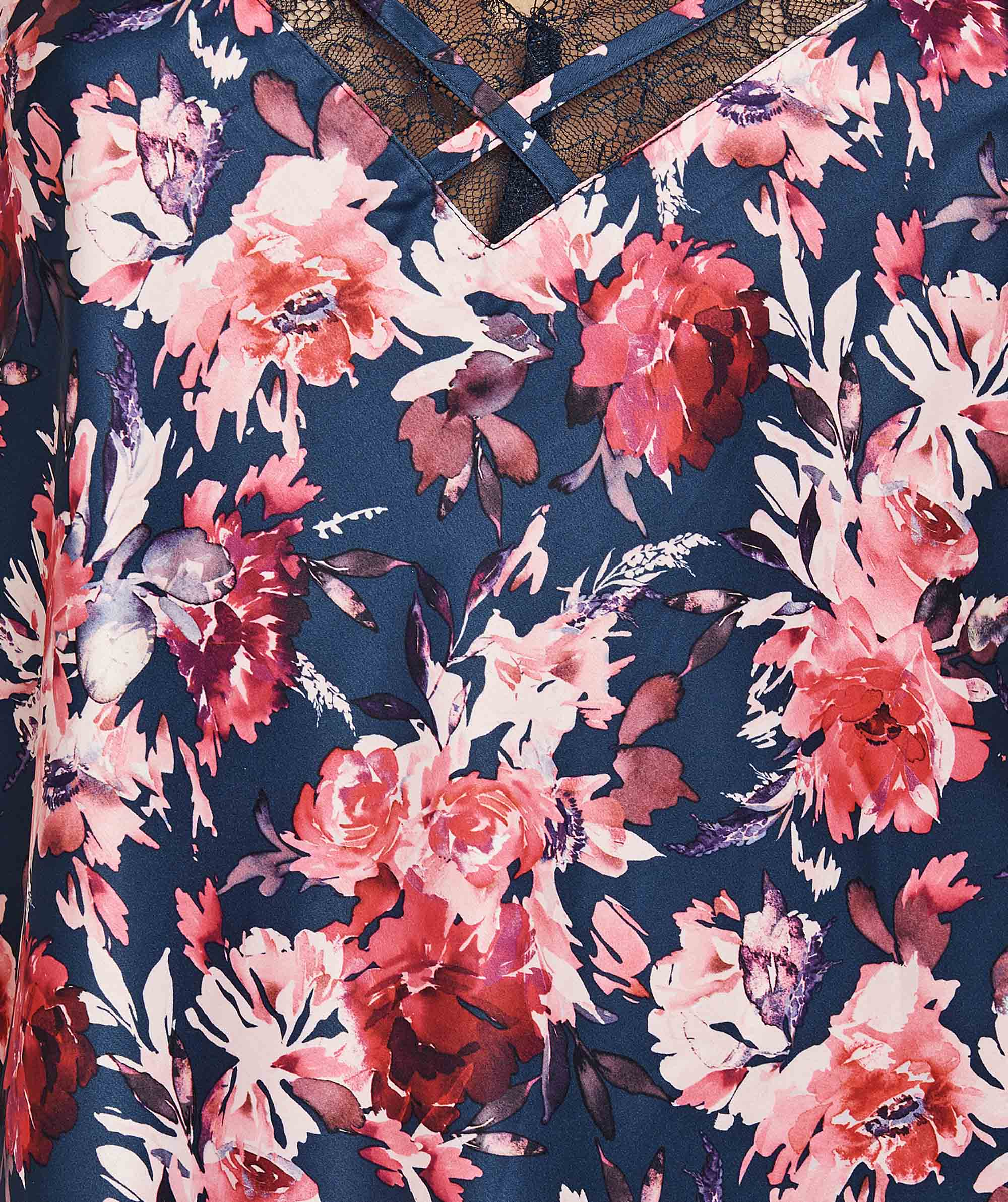 Evening Bloom Print Cami - Floral Print