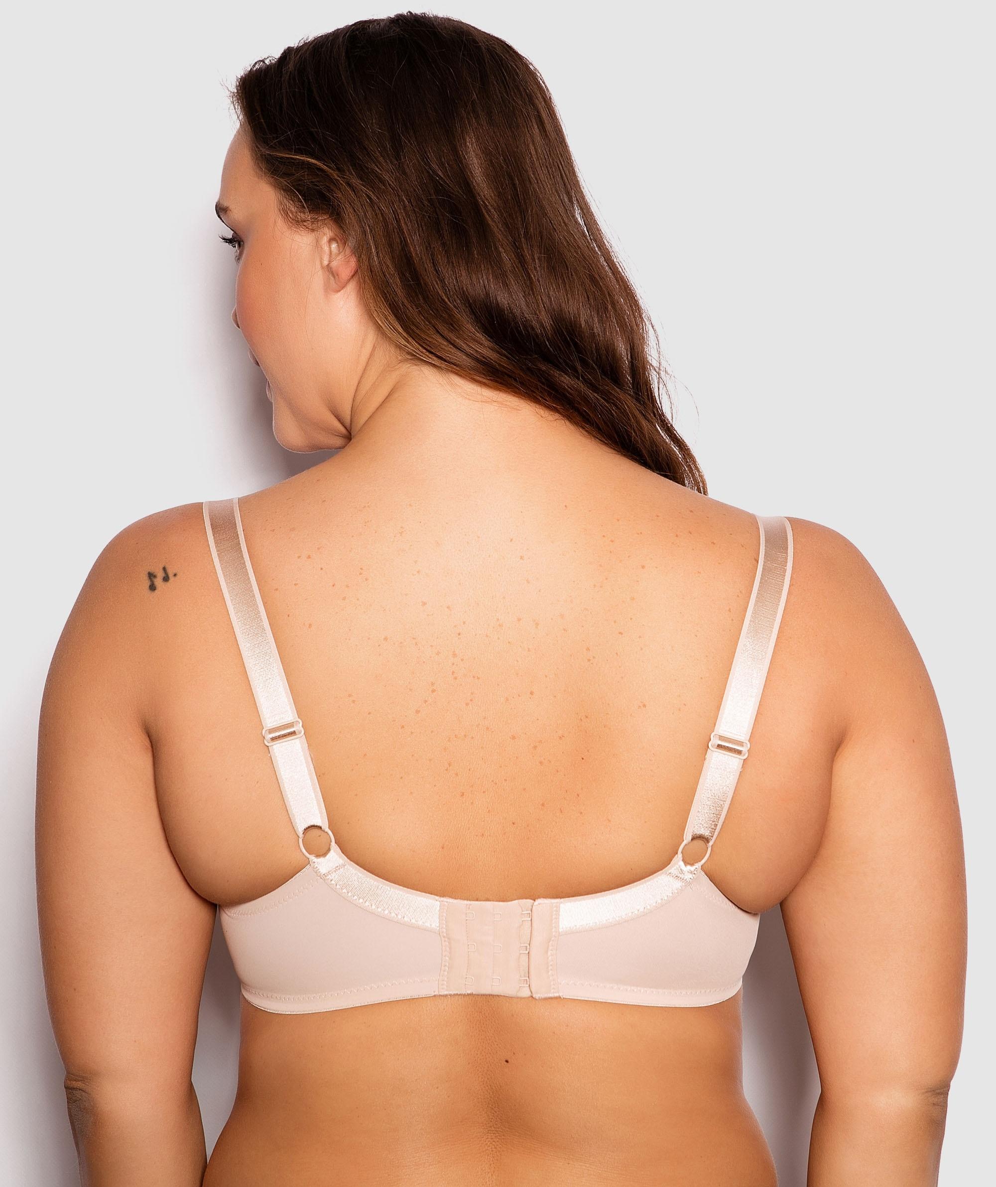 Sapphire Full Cup Bra - Nude