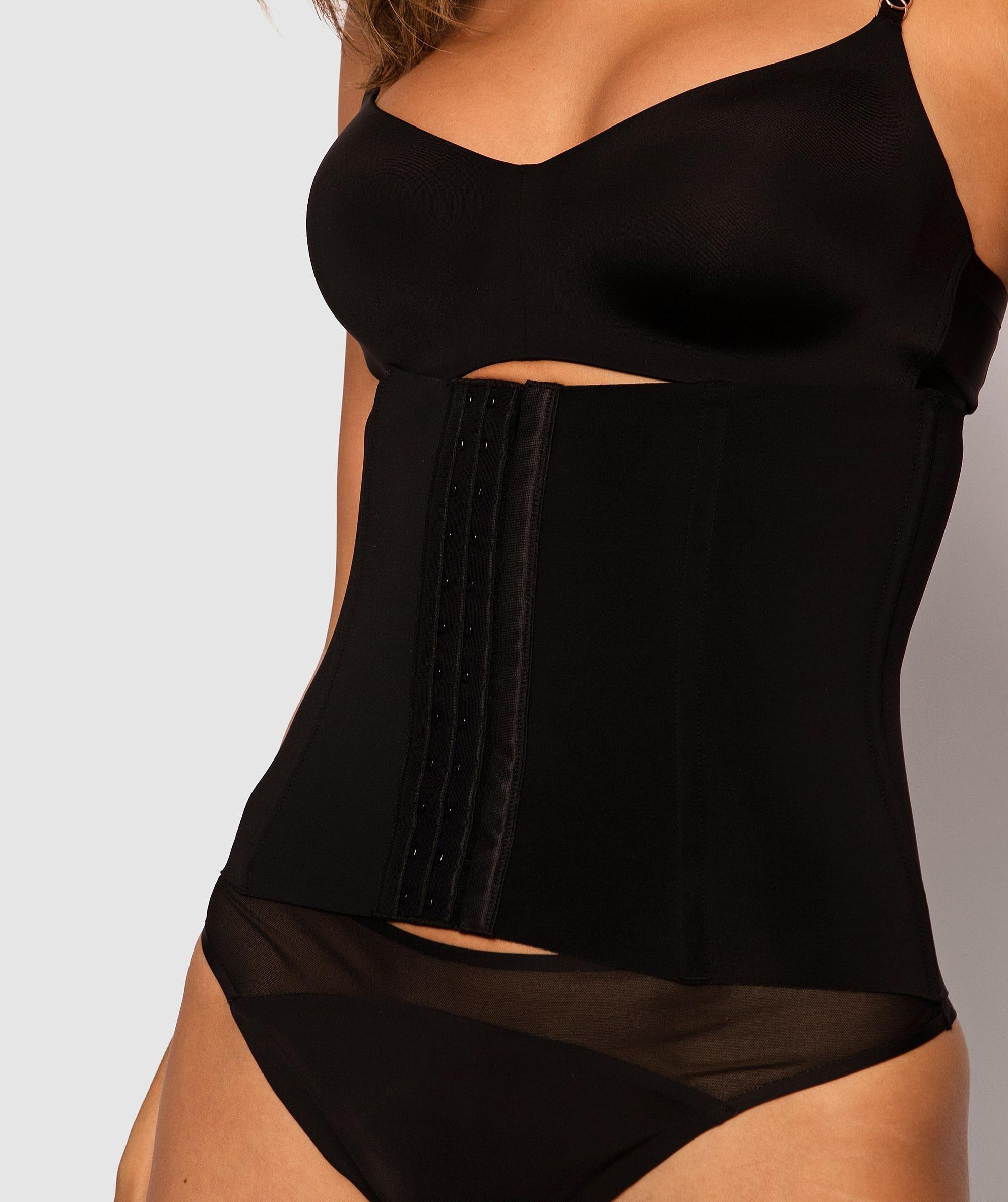 Smooth Sensation Waist Cincher - Black