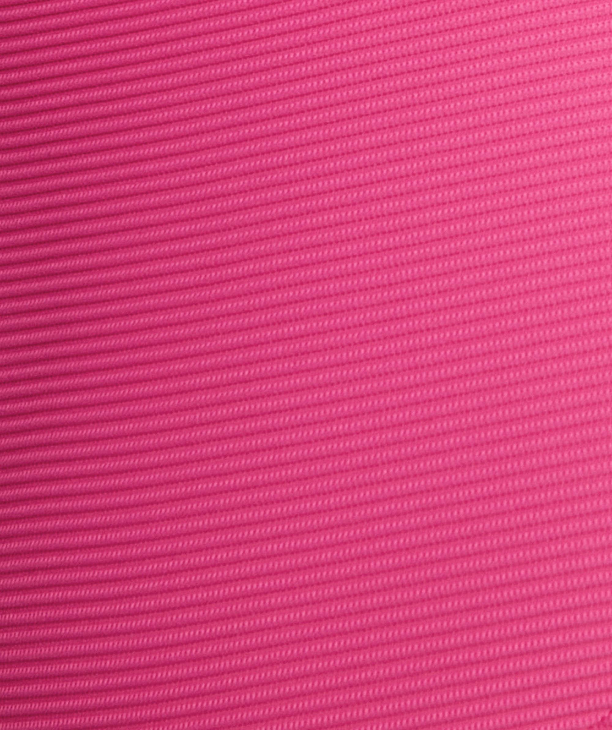 Vamp Tangier Cara Plunge Swim Top - Fuchsia Pink