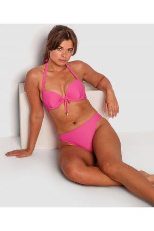 Vamp Tangier Brazilian Swim Brief - Fuchsia Pink