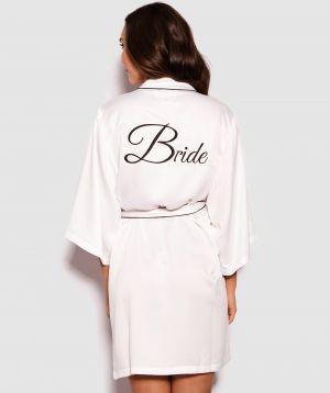 Bride Wrap - White