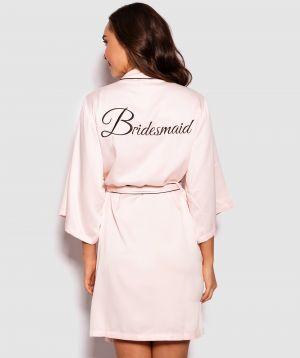 Bridesmaid Wrap - Blush Pink