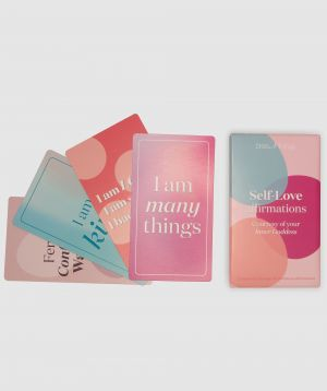 Self Love Affirmation Cards - Multi Colour