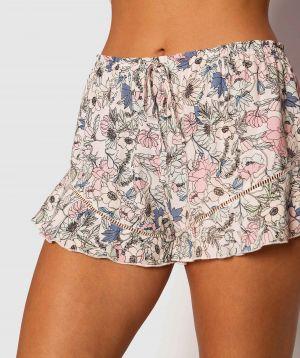 Peggy Print Shorts - Floral Print
