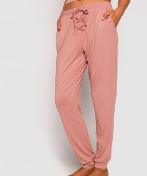 Style By Day Jogger Pants - Pink