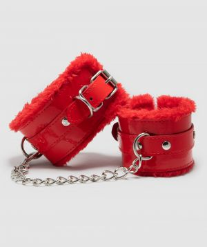 Domme Handcuffs - Red