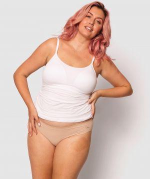 Imperial Basic Seamfree Bikini Knicker - Nude