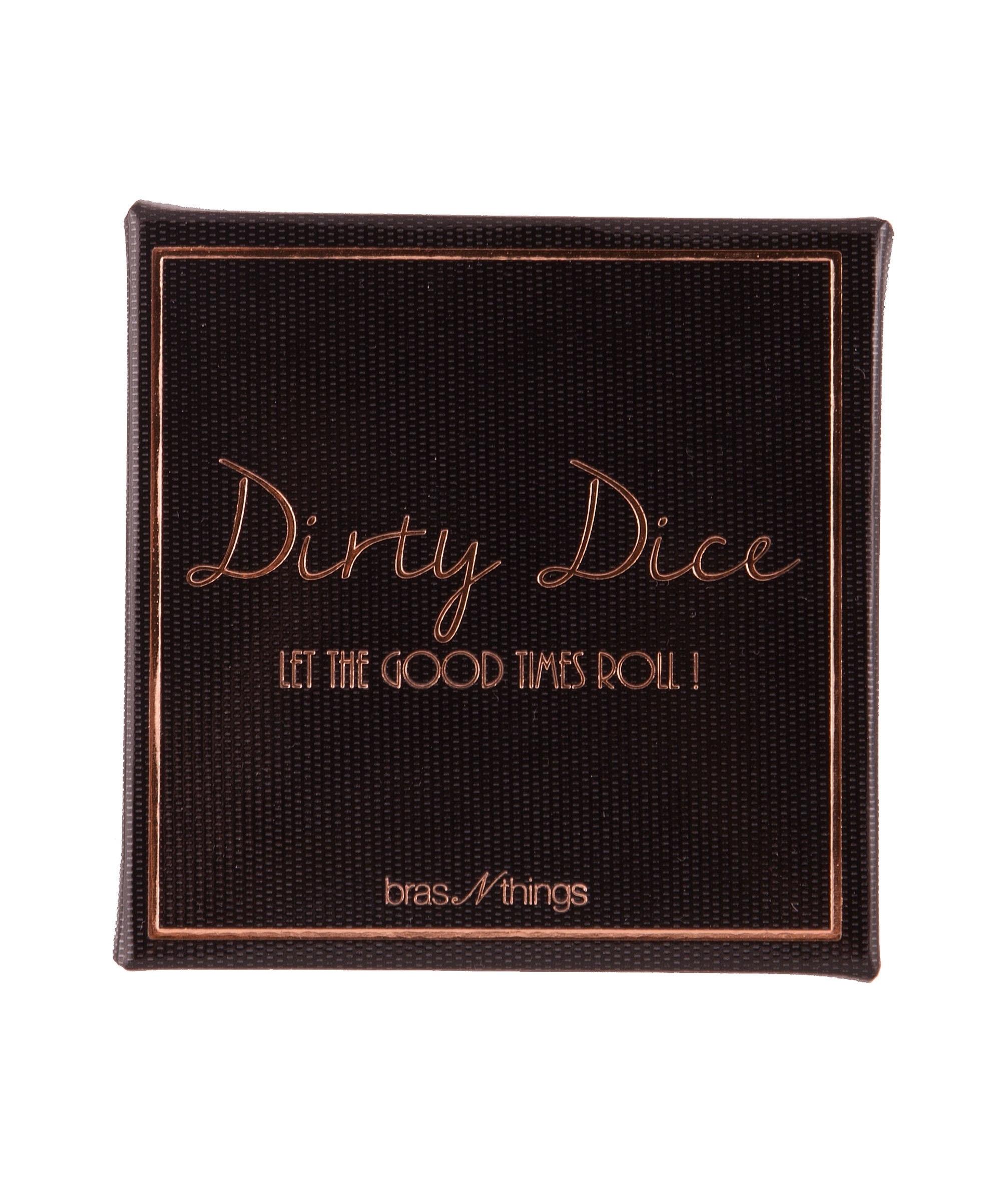 Dirty Dice - Black