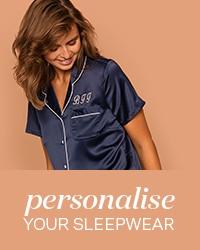 Personalise your sleepwear