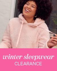 Winter Sleepwear Clearance